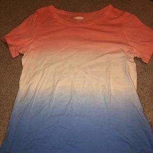 Red, White, and Blue Tee